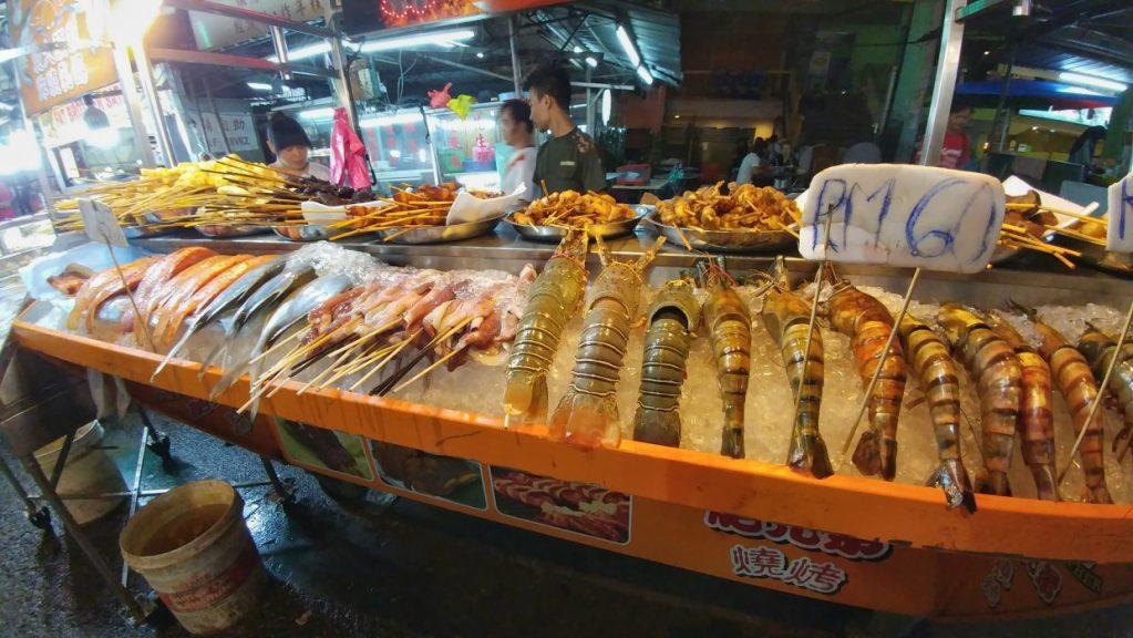 Die Asiaten verstehen es perfekt, das Essen richtig in Szene zu setzen. :)