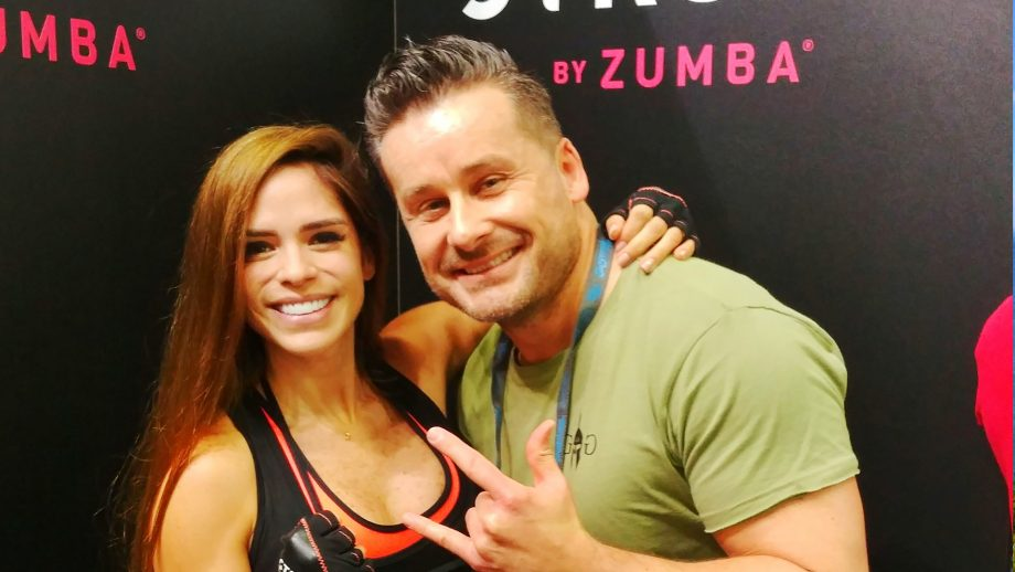 FIBO 2018 – Fitness-Superstar Michelle Lewin im Interview