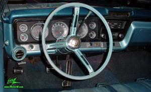 Dash, Speedometer & Odometer of a 1967 Chevrolet Impala