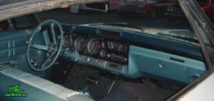 67 Chevy Impala Coupe Dashboard & Interior | 1967
