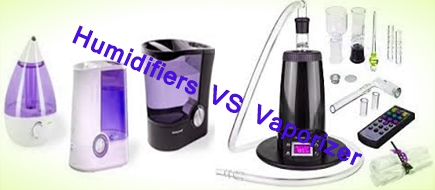 Difference Between Vaporizer and Humidifier