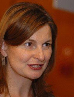 Spisovatelka Radka Denemarková