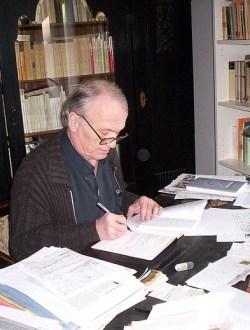 Spisovatel Petr Král