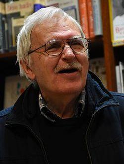 Spisovatel Jiří Kratochvil