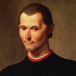 Autor Niccolo Machiavelli