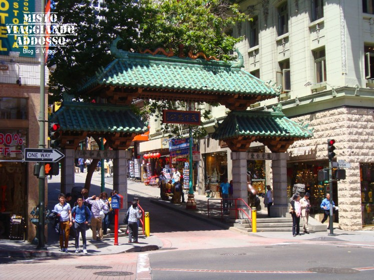 Chinatown-San Francisco- California