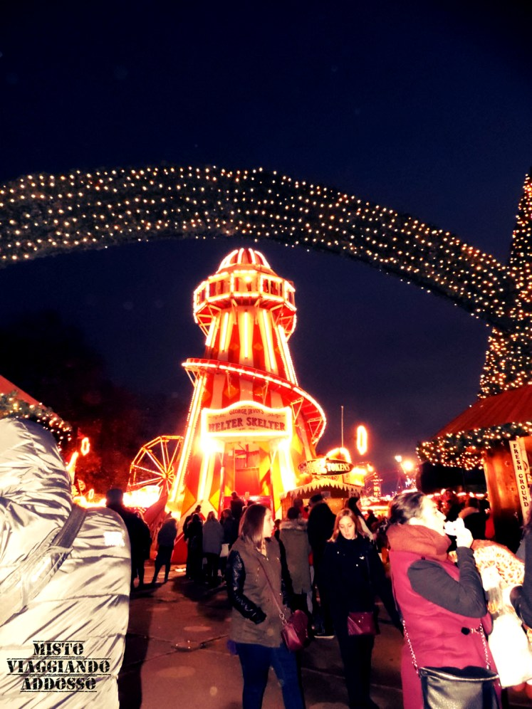 Natale a Londra - Winter Wonderland