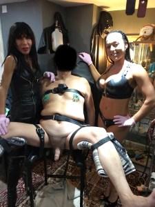 The Leeds BDSM playroom