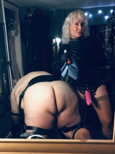 Leeds Dominatrix, Mistress Firefly.