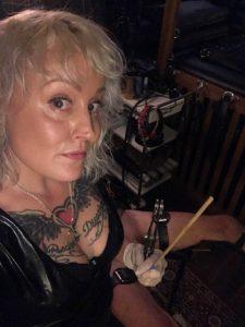 Yorkshire Mistress Firefly. Leeds professional Dominatrix.
