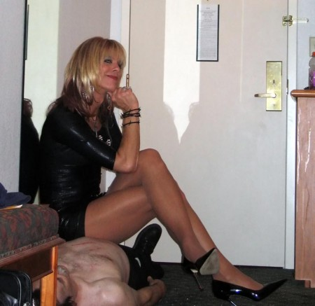 mistress t mommy