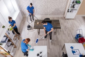Knowing When It's Time to Hire a Cleaning Service