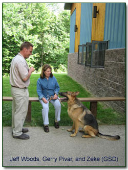 Private Dog Training Lessons