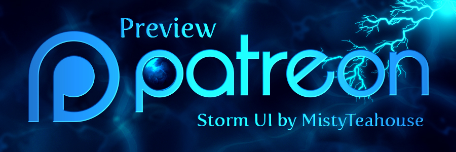 Patreon Preview – Art of the Storm