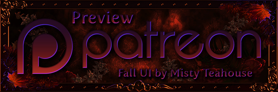 Patreon Preview – Art of Fall