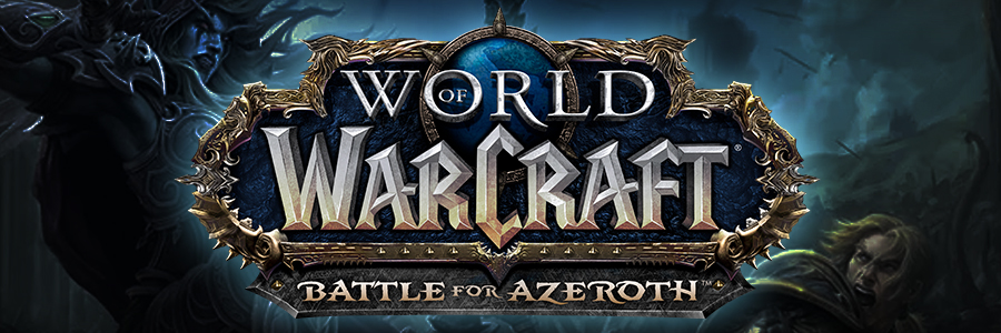 Battle for Azeroth Launch!
