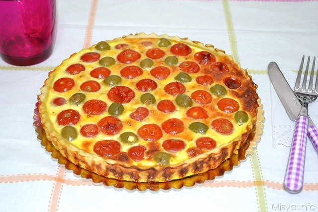 Torte Salate Ricette Di Torte Salate Di Misya Pagina 5