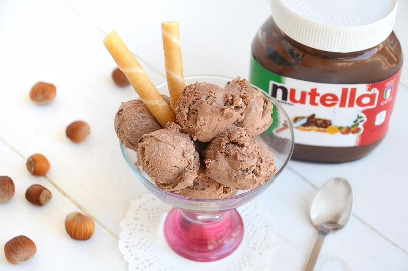 Torta gelato alla Nutella  Ricetta Torta gelato alla