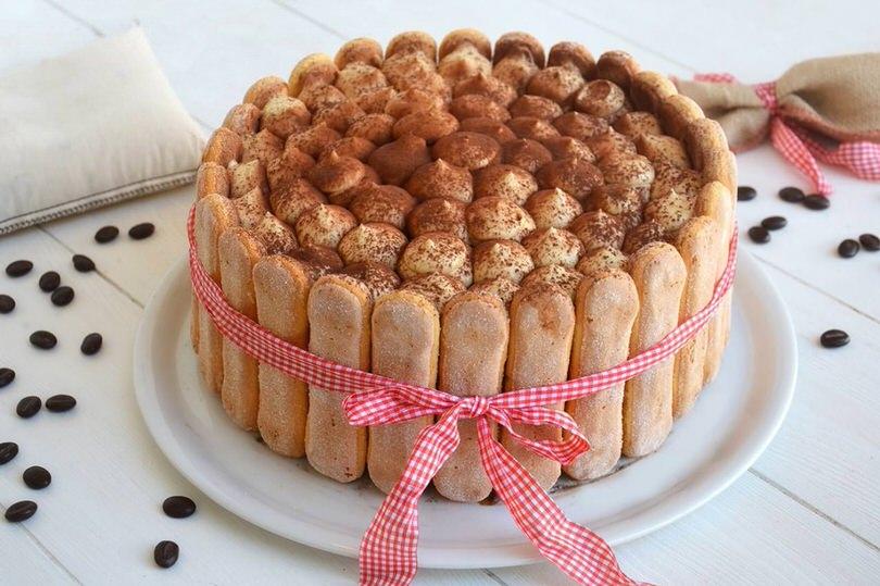 Torta tiramisu  Ricetta Torta tiramisu di Misya
