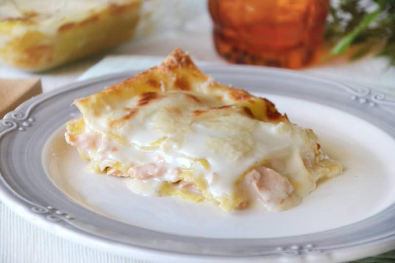Lasagne Al Pistacchio Ricetta Lasagne Al Pistacchio Di Misya
