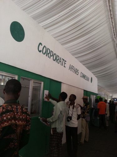 How to register your business at the 2015 Lagos International Trade Fair