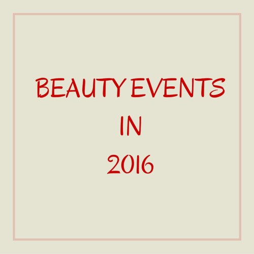 Beauty Events in Nigeria for 2016