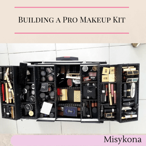 Building Your Professional Makeup Kit.