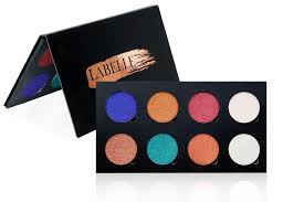 LABELLE Eyeshadow Pallete swatches and reviews.