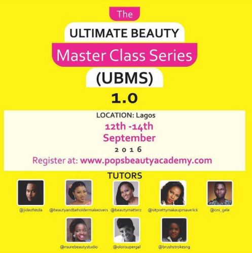 The Ultimate Beauty Master Class Series 1.0