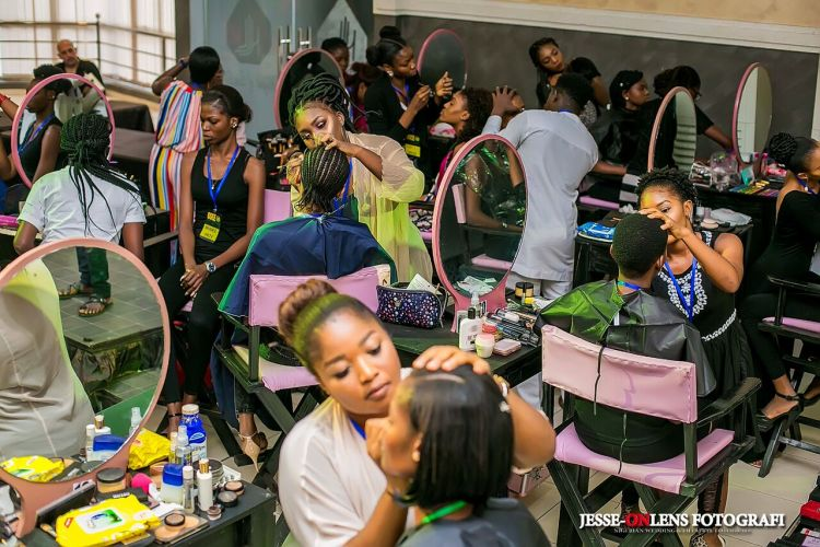 Pictures from OGEE30 Makeup Talent Show 2017 held in Port Harcourt.