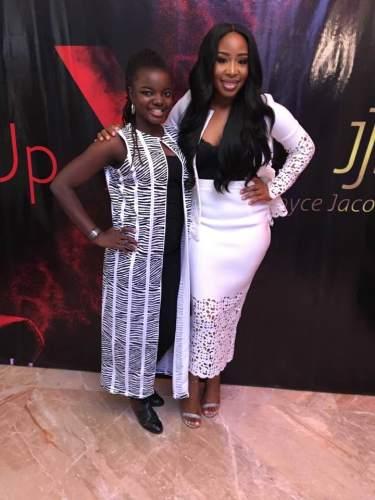 Blackup Paris Exclusive Masterclass in Lagos Nigeria.