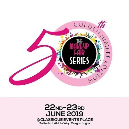 Beauty Events in Lagos you dont want to miss in June 2019.