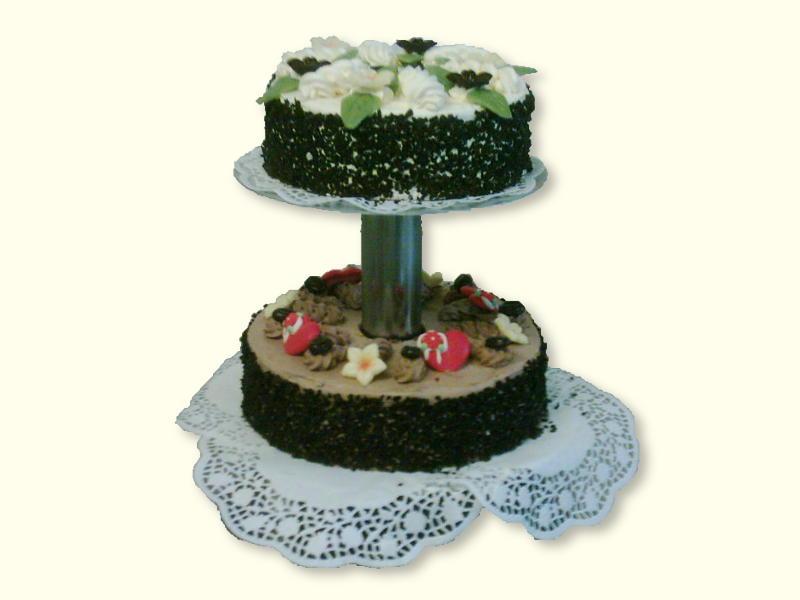 Hochzeitstorten  Mit Liebe gebacken