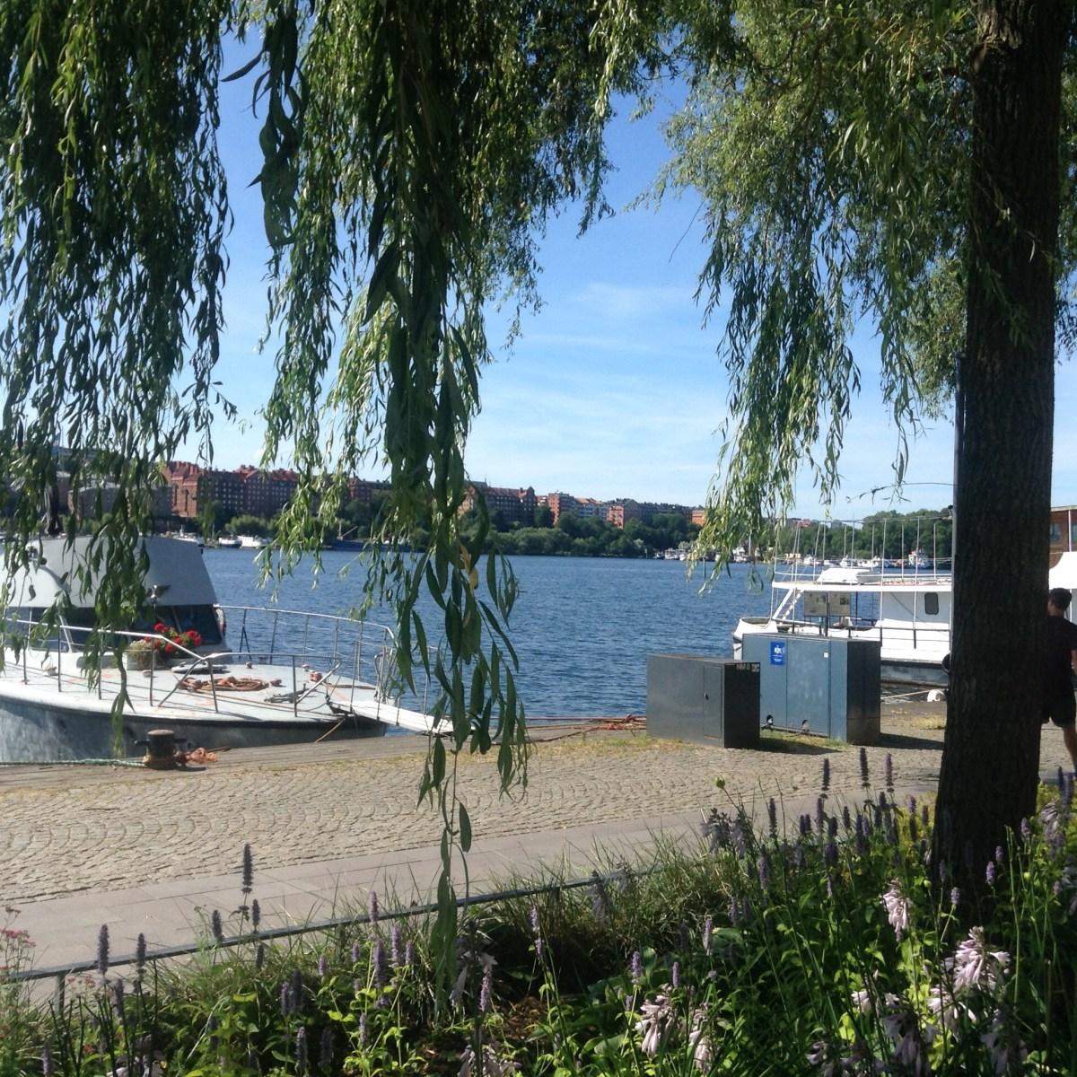 Stockholm Mälarenstrand