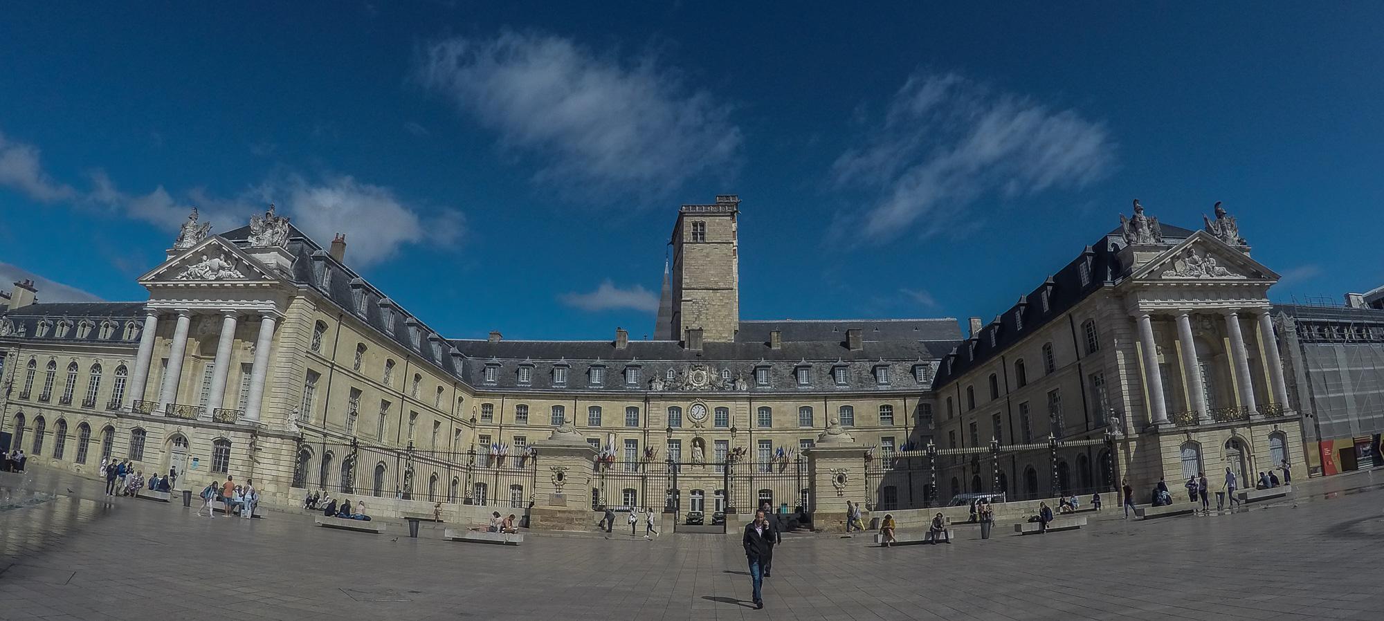 Dijon und Colmar