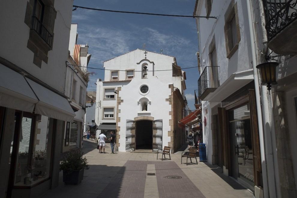 Capella de la Mare de Déu dels Socors - Tossa de Mar