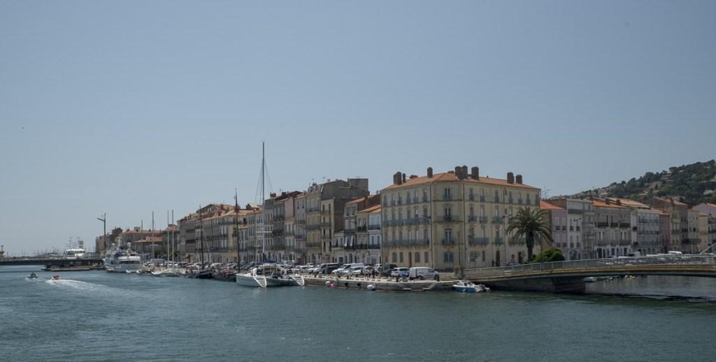 Sète, Canal de Peyrade