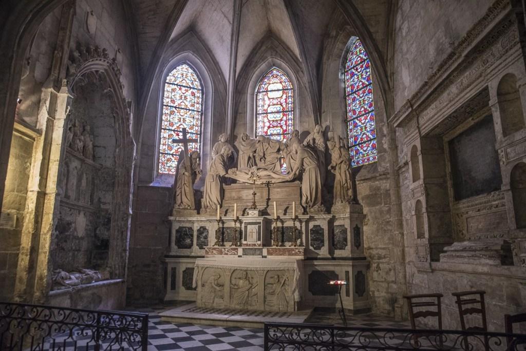 Èglise Saint-Trophime - Altar Arles