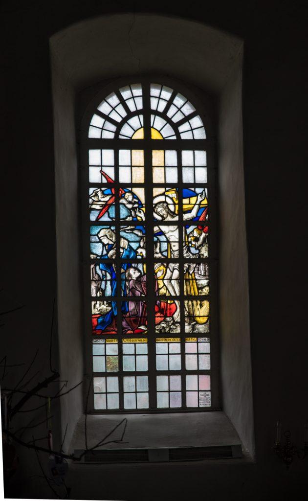 Fenster - Marienkirche Hemlen