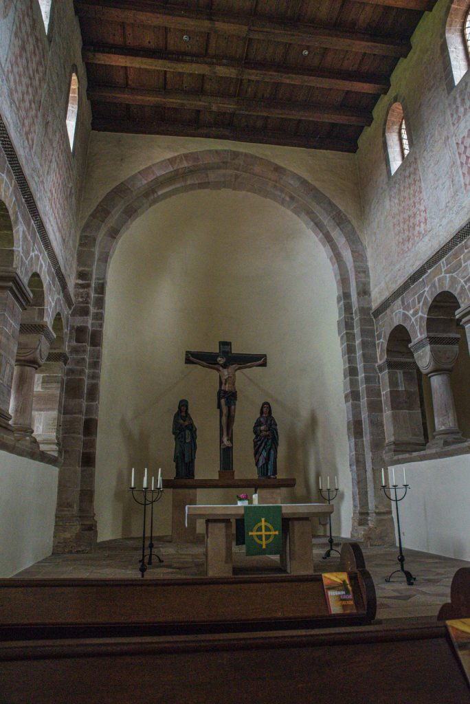 Altar - Klosterkirche Bursfelde
