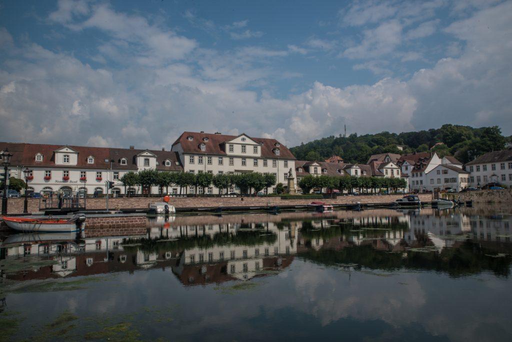 Weserhafen - Bad Karlshafen
