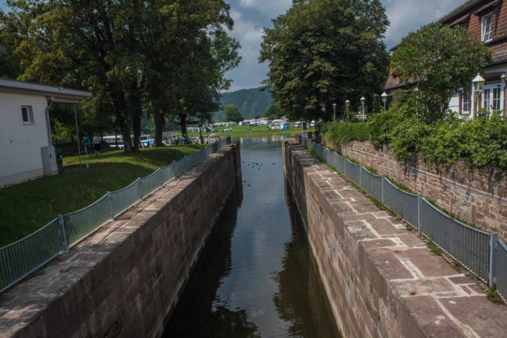 Schleusenkanal - Bad Karlshafen