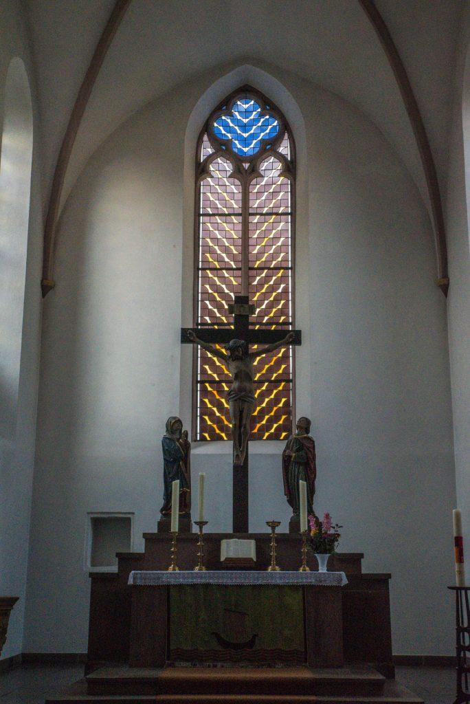 Kilianikirche Höxter- Altar