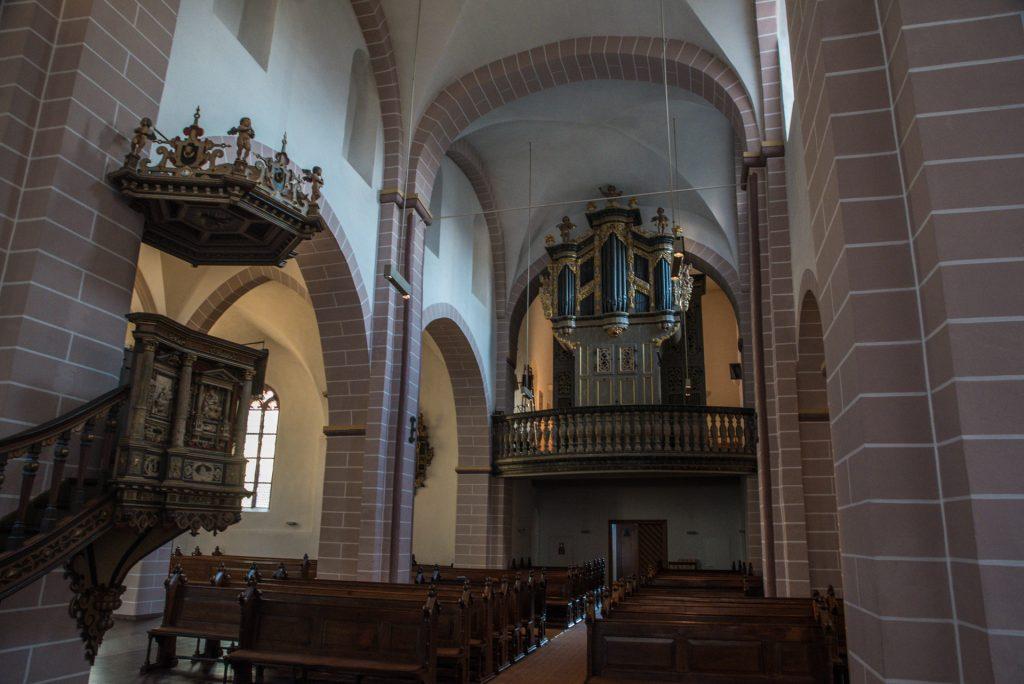 Mittelschiff Kilianikirche