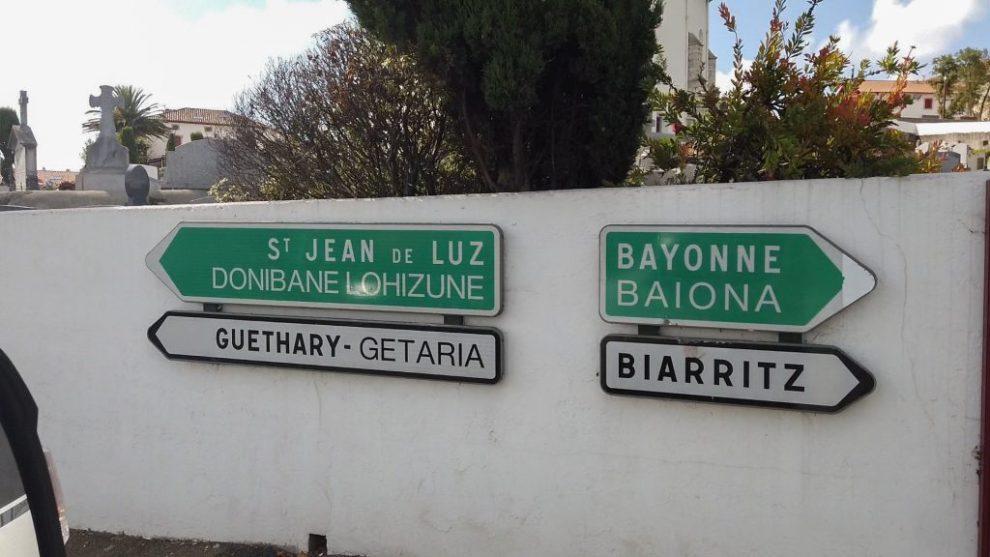 Wir wollen nach Saint-Jean