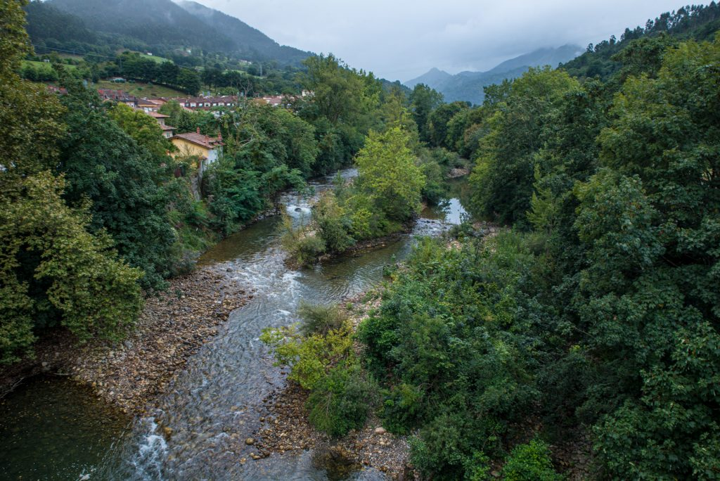 Río Sella - Cangas de Onís