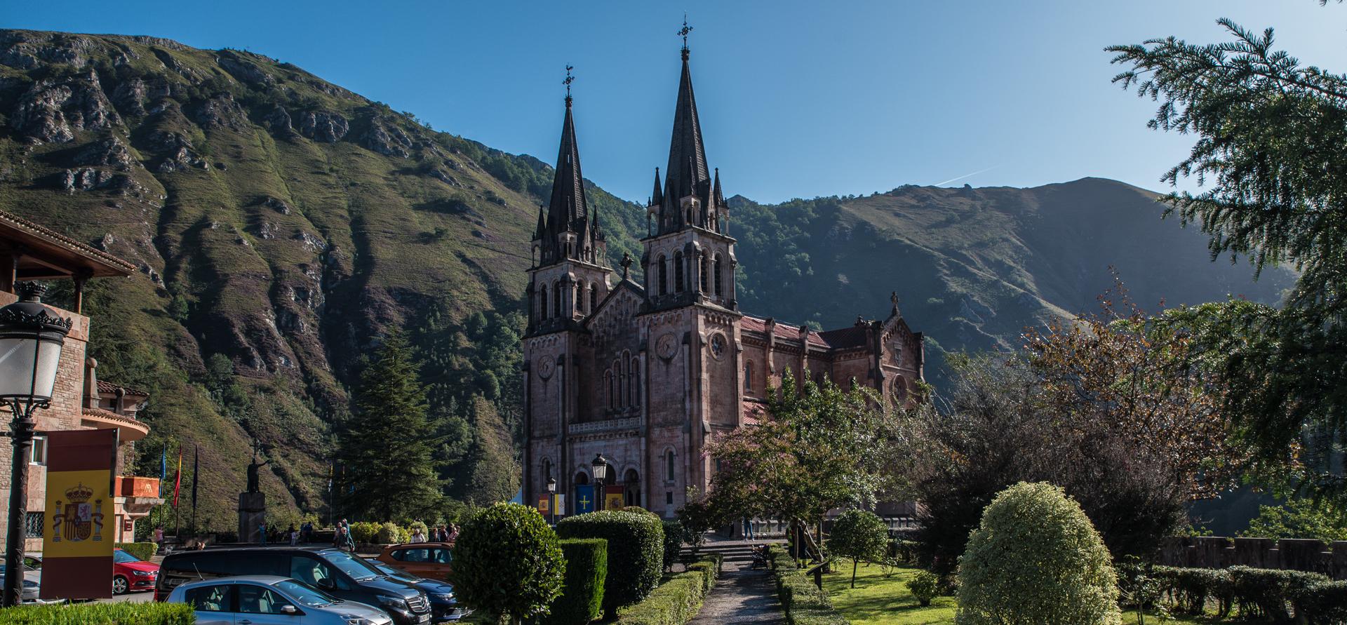 Covadonga und die Picos de Europa