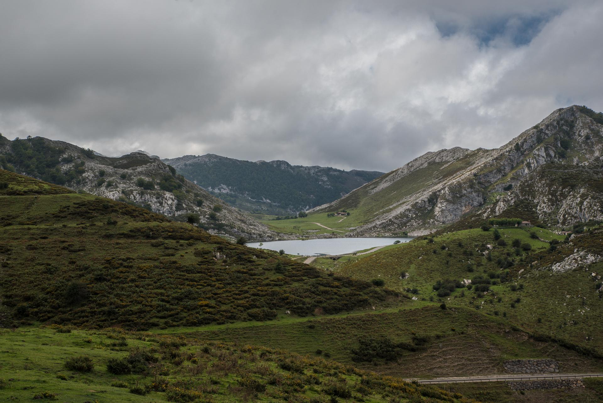 Lago La Ercia - Mirador de la Príncipe - Covadonga