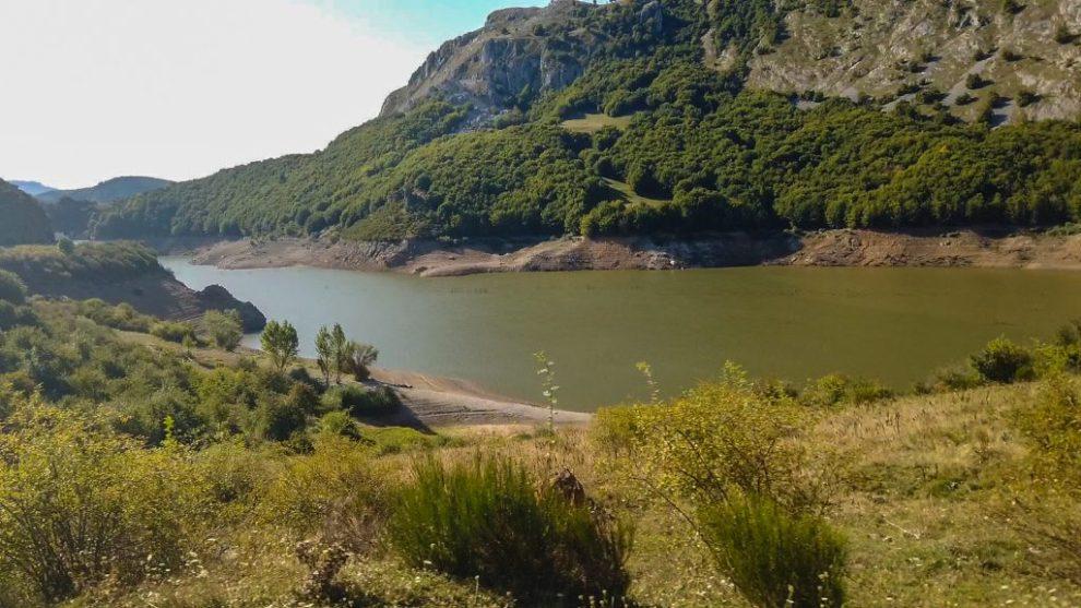 Becken des Rio Elsa - Emblase de Riaño
