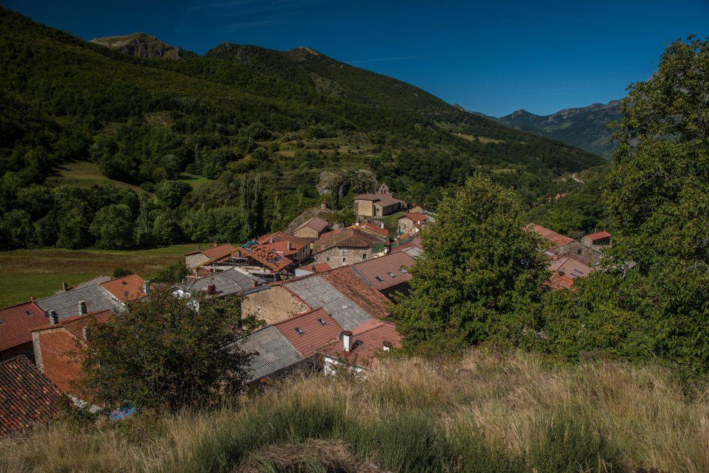 Santa Marina de Valdeón - Picos de Europa